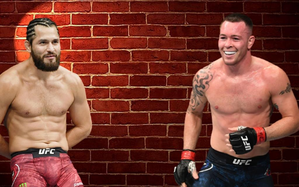 Colby Covington clarified the situation in the fight against Jorge Masvidal.