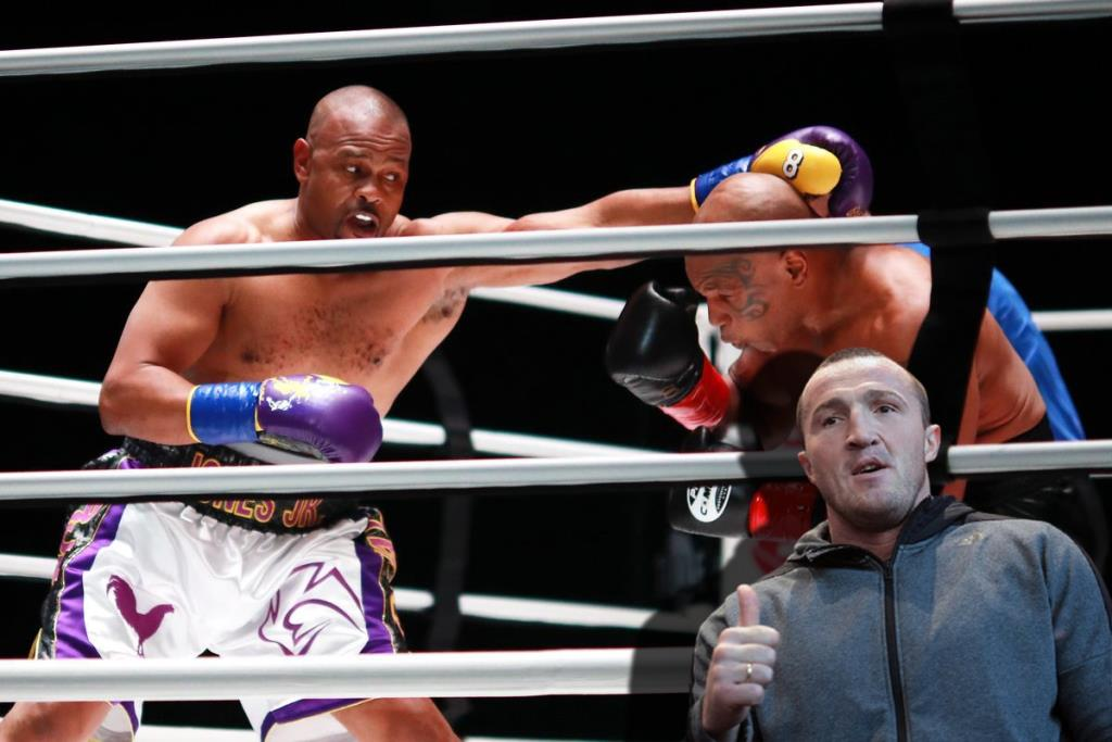 Denis Lebedev said who was better in the fight between Tyson and Jones