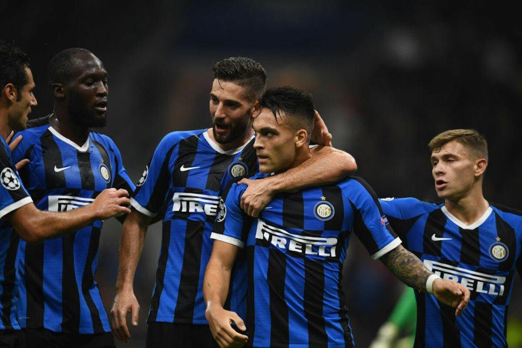 Inter has repeated its record for the most goals in a year