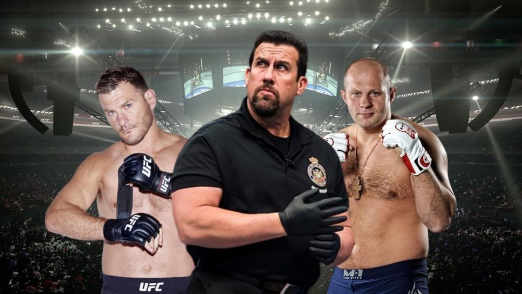 John McCarthy spoke about the chances of Stipe Miocic in a fight with the best Fedor Emelianenko.