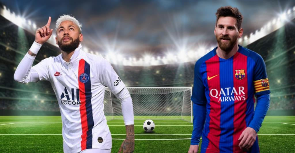 Neymar intends to be on the same team with Lionel Messi next year.