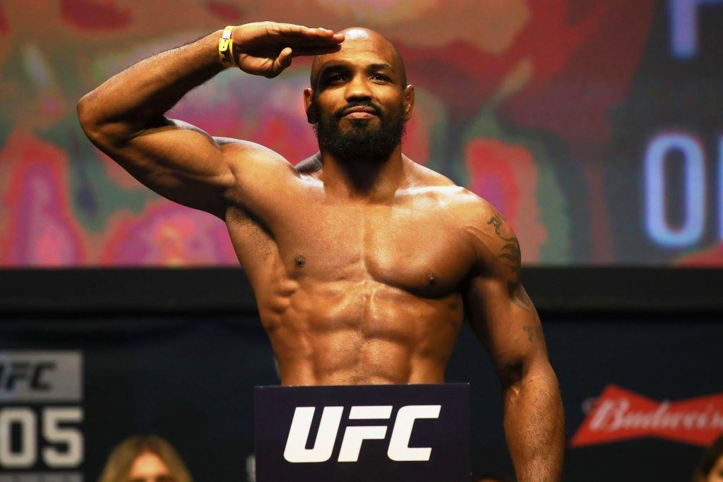 Yoel Romero named the real reason that led to the dismissal from the UFC
