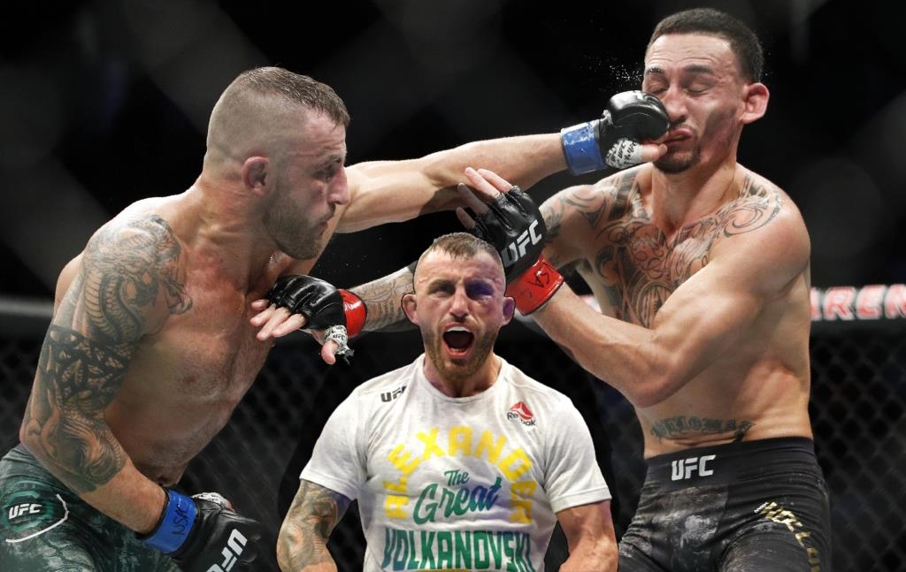 Alexander Volkanovski annoyed by fans' demand for a third fight with Max Holloway