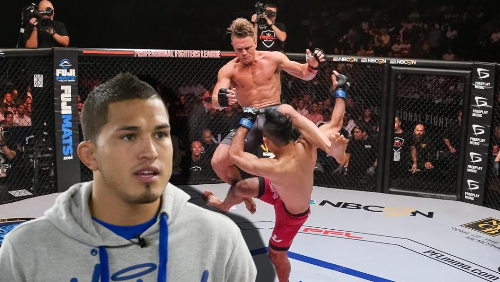 Anthony Pettis talks about his role in the PFL promotion