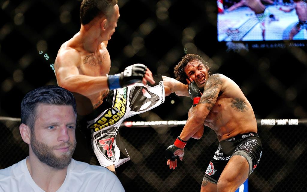 Calvin Kattar shared his expectations for the upcoming fight with Max Halloway.