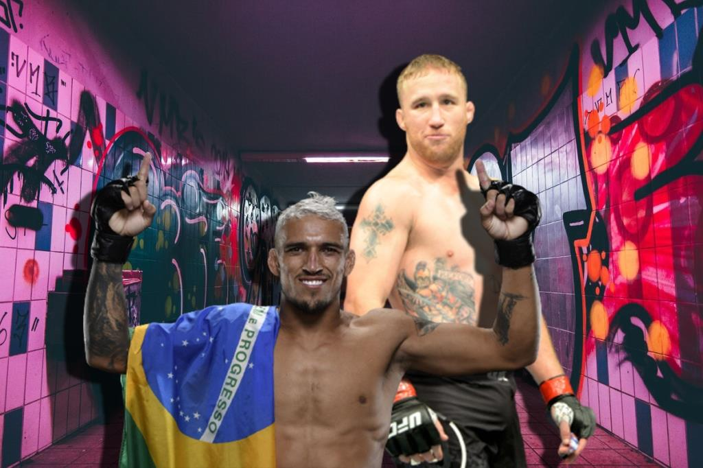 Charles Oliveira is not interested in a fight against Justin Gaethje