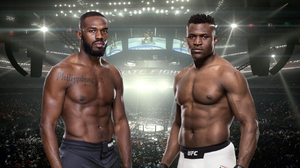 Francis Ngannou shares his opinion on a possible fight with Jon Jones