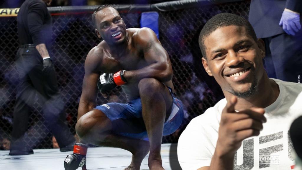 Kevin Holland predicted an incredible denouement with Derek Brunson