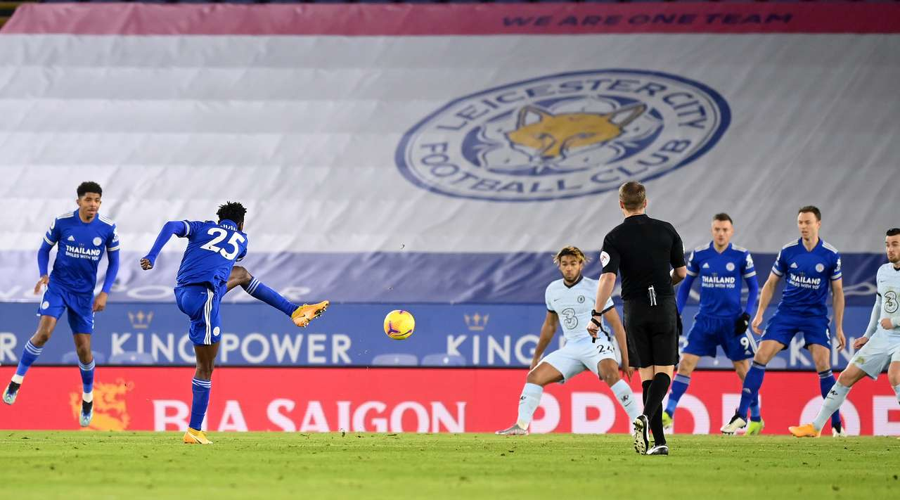 Leicester City vs Chelsea Highlights 19 January 2021