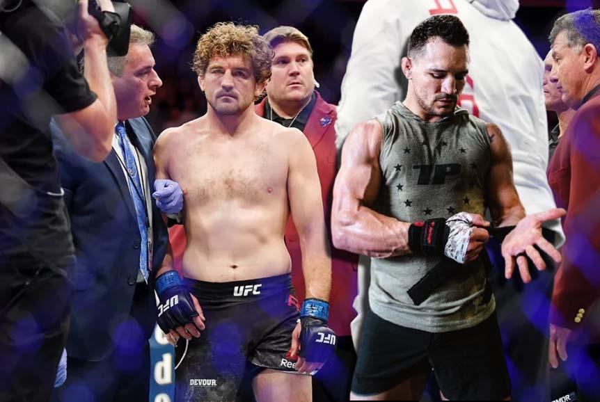 Michael Chandler is confident he will not repeat Ben Askren's success in the UFC