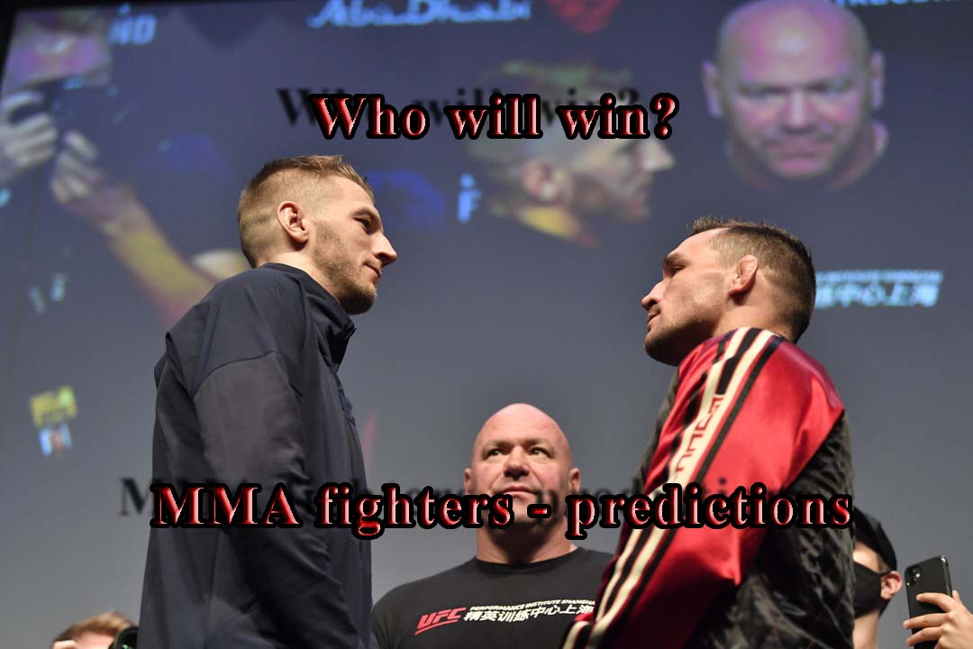MMA fighters said predictions for the fight Dan Hooker - Michael Chandler