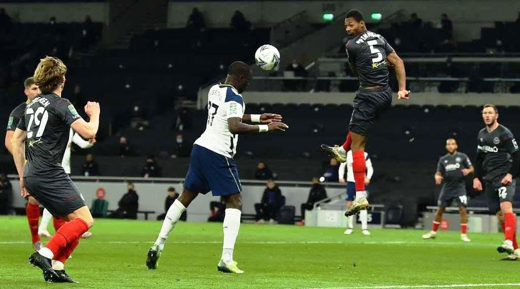 Tottenham Hotspur vs Brentford Highlights January 5, 2021