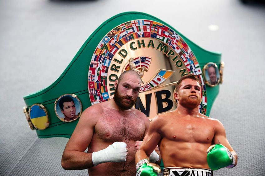 WBC named Fighter of the Year 2020 two boxers.