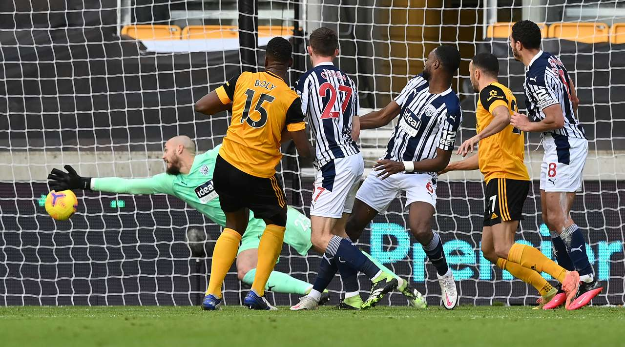 Wolverhampton Wanderers vs West Bromwich Albion Highlights 16 January 2021