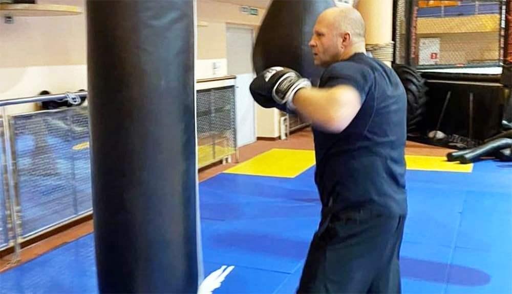 Fedor Emelianenko returned to training after illness