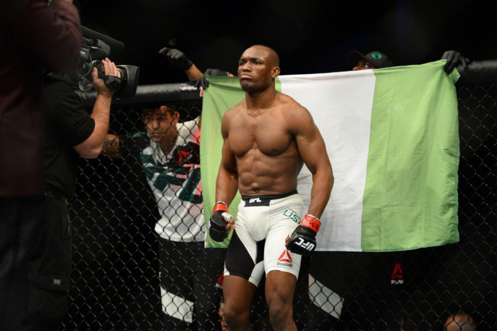Kamaru Usman is ready to climb middleweight, but on one condition