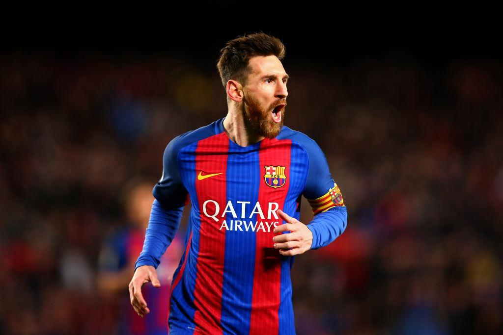 La Liga doesn't worry about Messi leaving