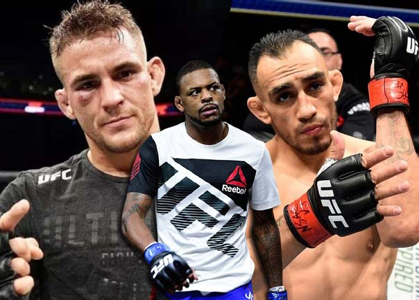 Michael Johnson explains why victories over Tony Ferguson and Dustin Poirier mean nothing to him