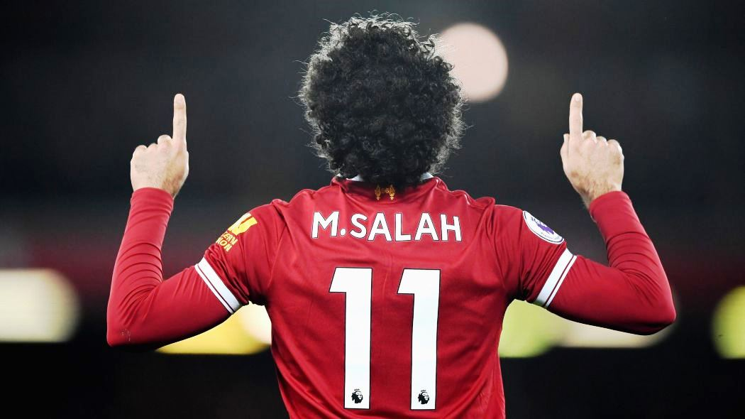 Salah named the best African footballer of the last decade