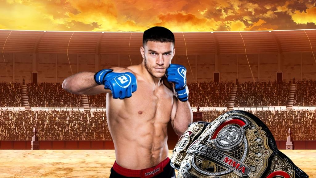 Vadim Nemkov commented on the announcement of the Bellator Light Heavyweight Grand Prix.