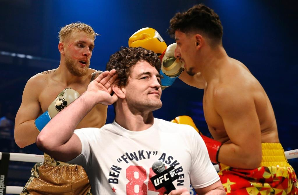 Ben Askren will receive the largest fee in his career for the fight with Jake Paul