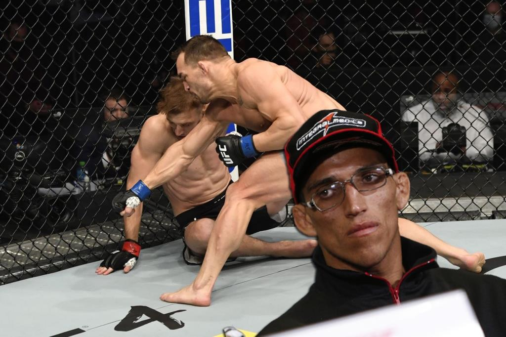 Charles Oliveira shares expectations for upcoming fight with Michael Chandler at UFC 262