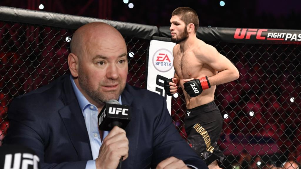 Dana White will make another attempt to persuade Khabib Nurmagomedov not to end his career