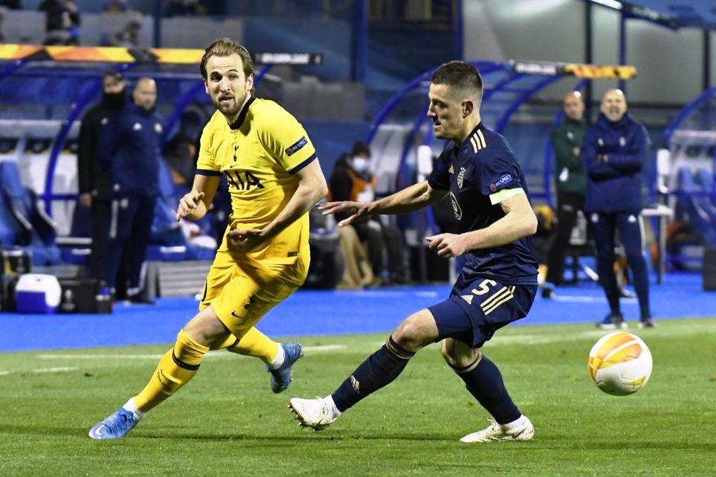 Dinamo Zagreb vs Tottenham Hotspur Highlights 18 March 2021
