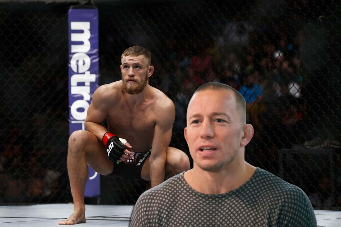 Conor McGregor vs Max Holloway