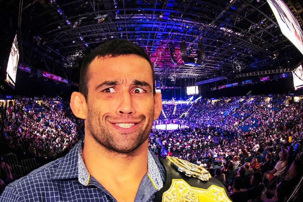 Here's what Fabricio Werdum said about the end of his MMA career.