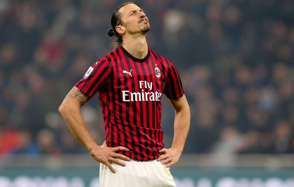 Ibrahimovic will return to Milan's bench against Manchester United - Tuttosport