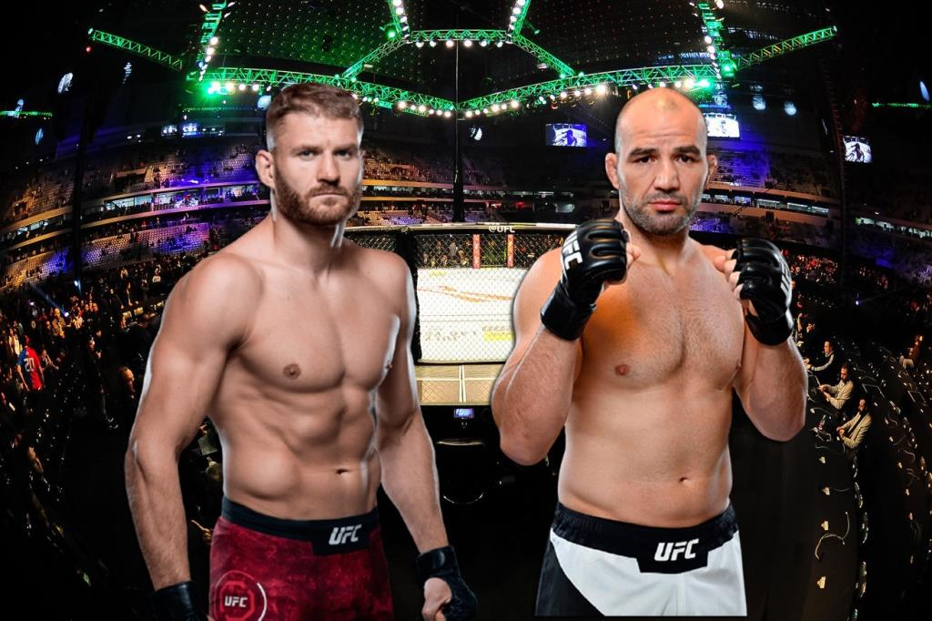 Jan Blachowicz shared his thoughts on the fight with Glover Teixeira. And also about the heavyweight division.