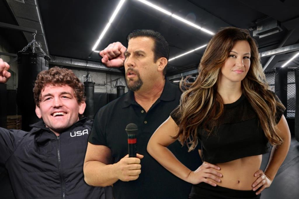 John McCarthy commented on the return of Miesha Tate and the fight between Ben Askren and Logan Paul