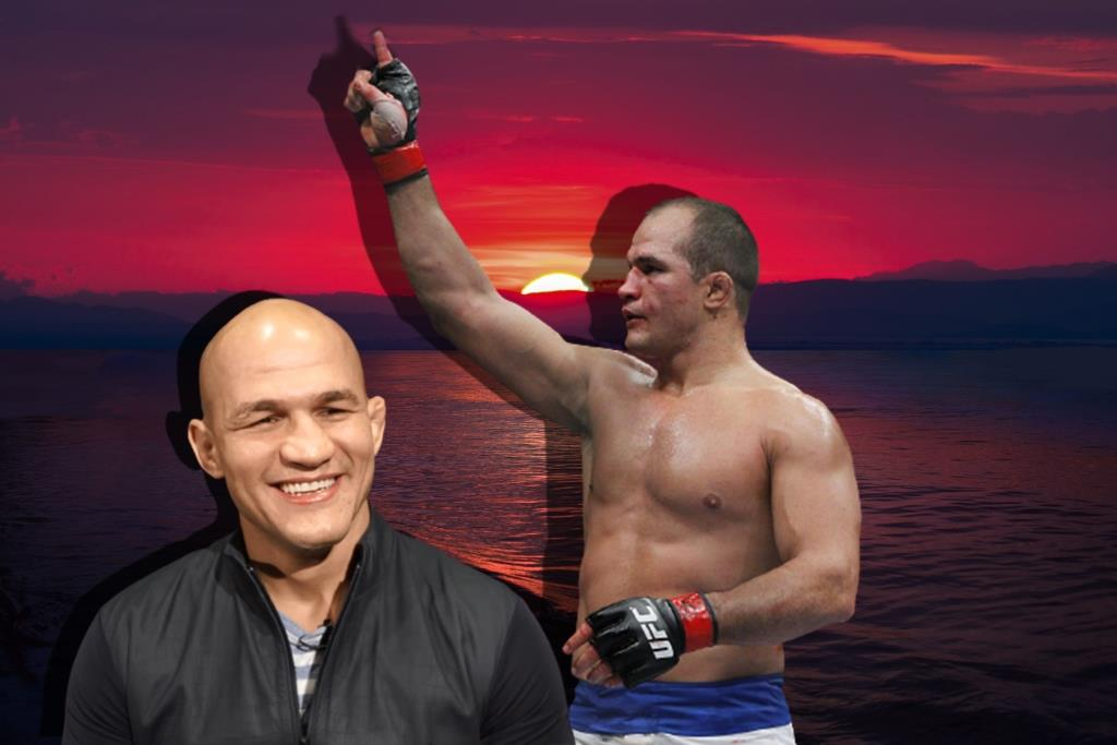 Junior Dos Santos commented on leaving the UFC