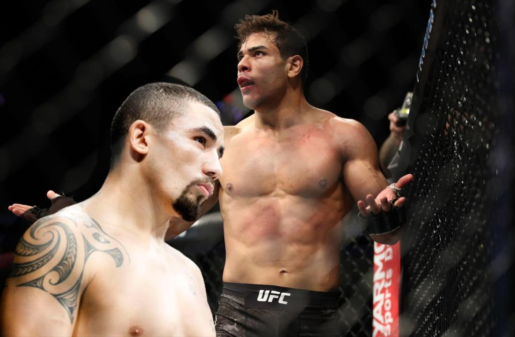 Media Paulo Costa withdrew from fight against Robert Whittaker due to illness