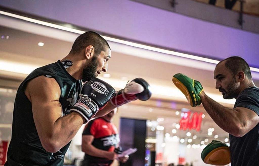 Manager told when Khamzat Chimaev will return to the octagon and who will become his rival