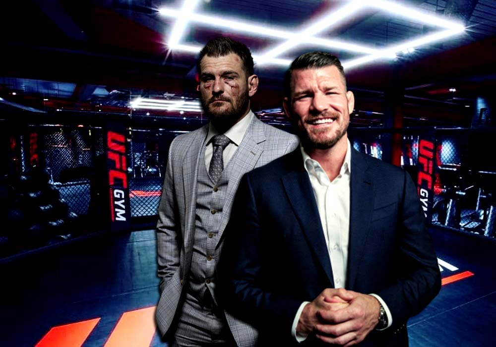 Michael Bisping believes that Stipe Miocic could be the Greatest Of All Time.