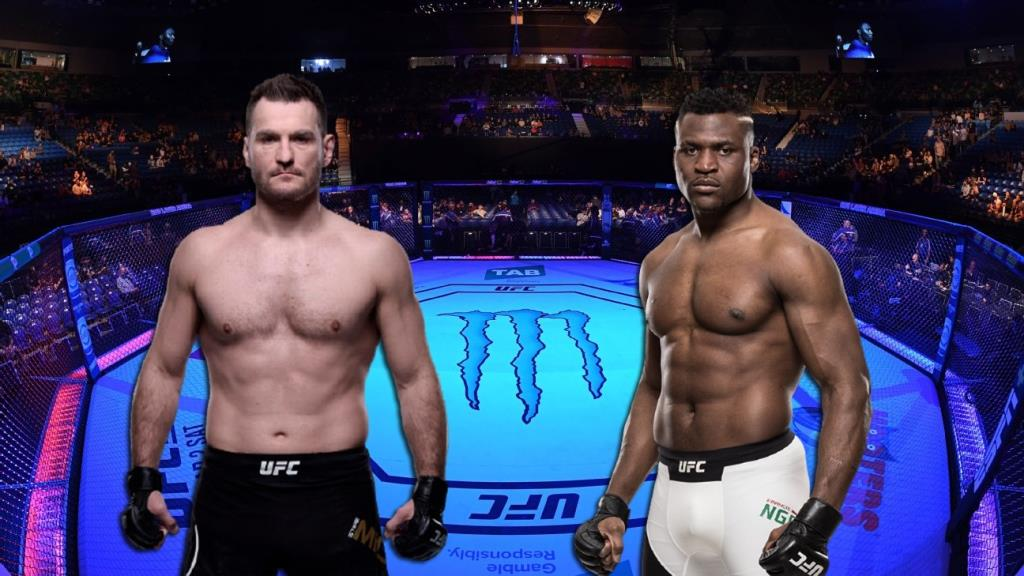 Professional fighters gave a prediction for a title fight Stipe Miocic vs