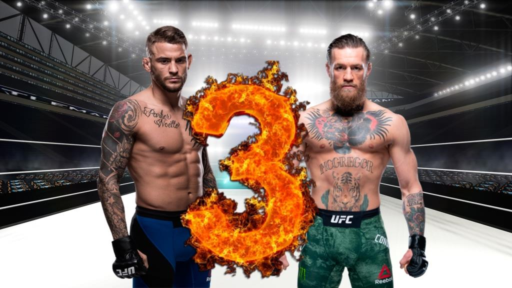 The date of the third fight between Conor McGregor and Dustin Poirier has become known