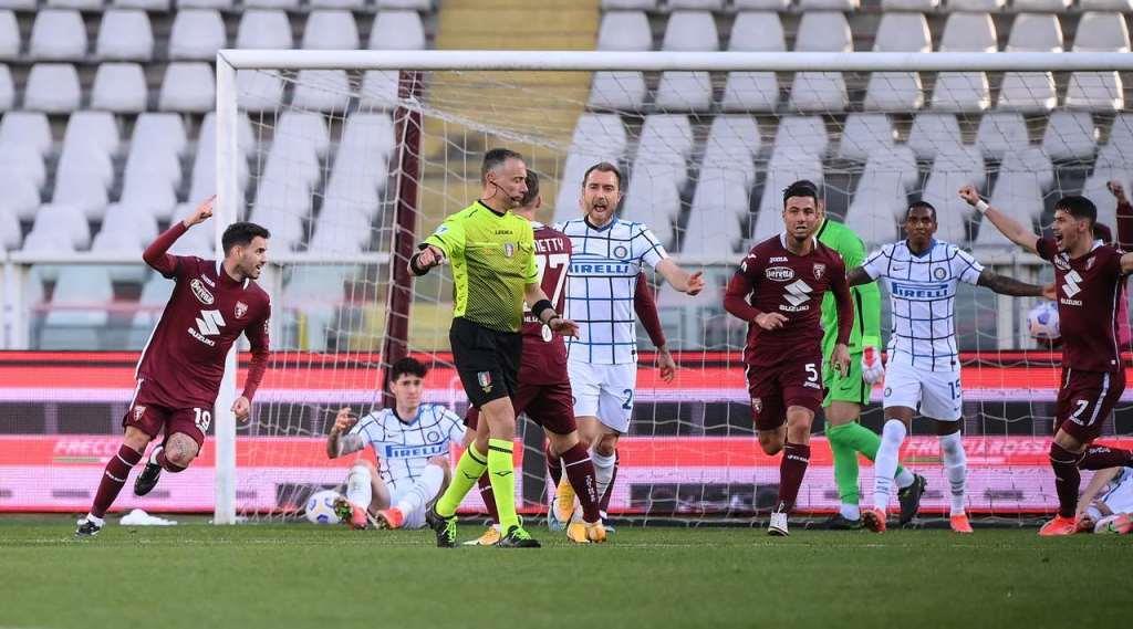 Torino vs Inter Milan Highlights 14 March 2021