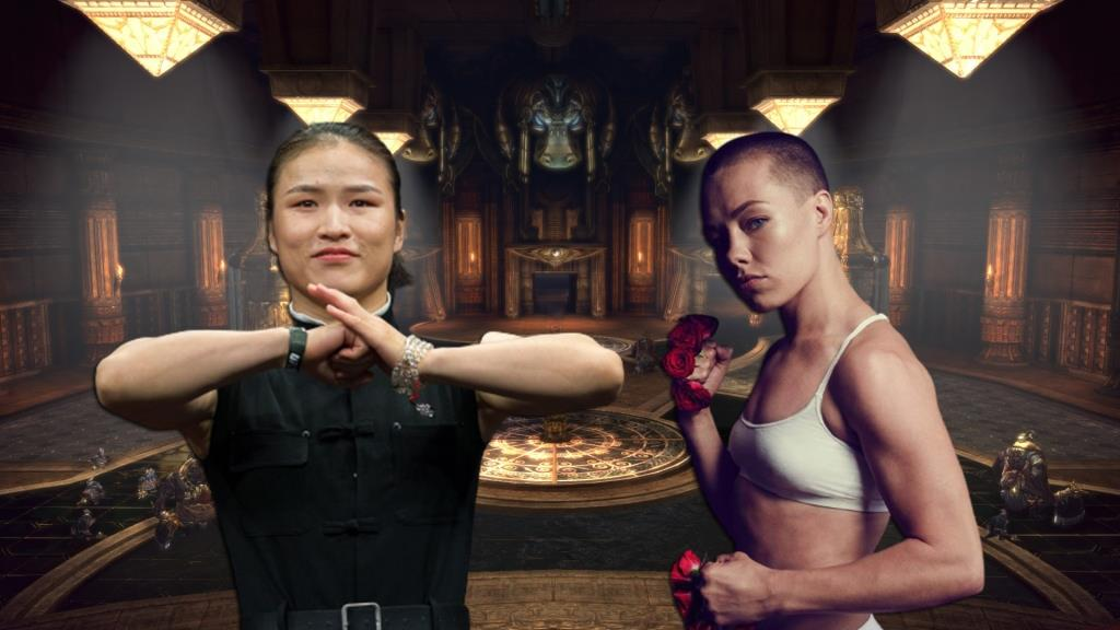 Weili Zhang comments on upcoming fight with Rose Namajunas at UFC 261