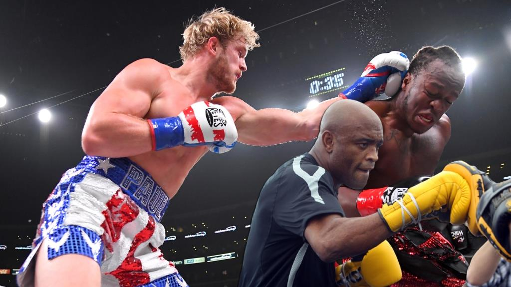 Anderson Silva spoke out about YouTube bloggers' disrespect for boxing