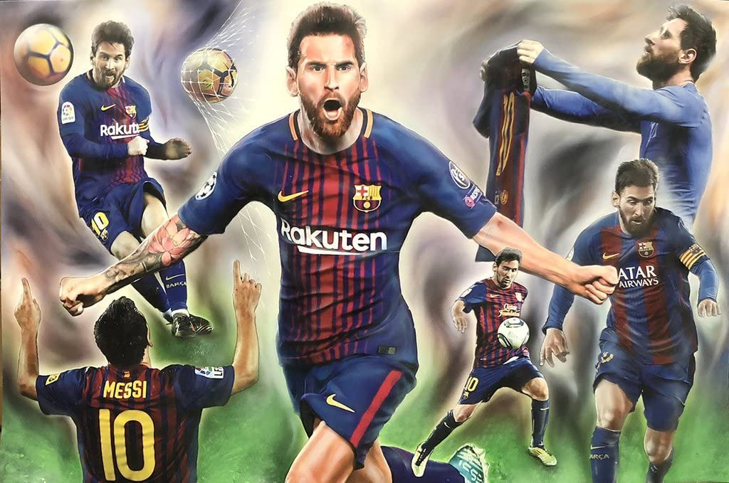 Barcelona prepares 10-year contract for Messi