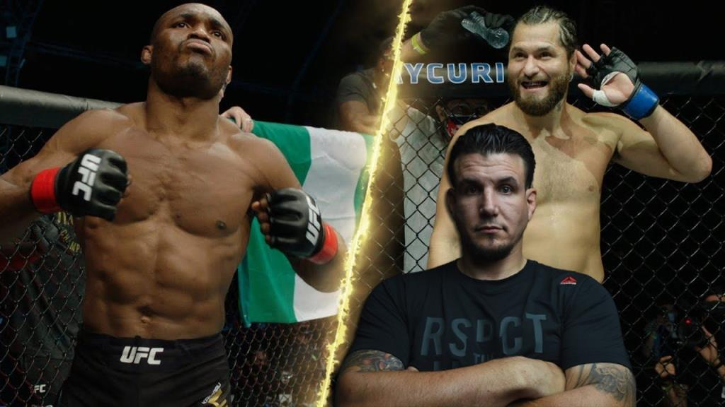 Frank Mir gave a prediction for the fight between Kamaru Usman and Jorge Masvidal