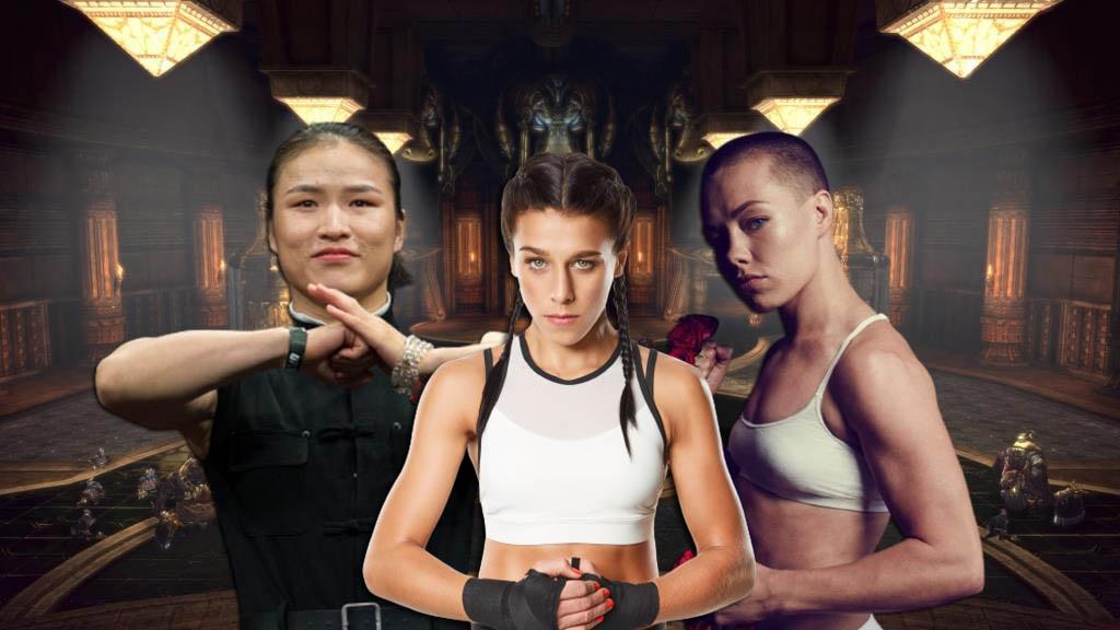 Joanna Jedrzejczyk wants to fight the winner of the fight Weili Zhang - Rose Namajunas