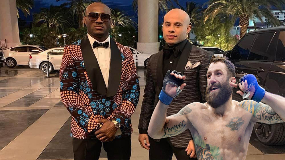 Kamaru Usman ready to fight in June at UFC 263