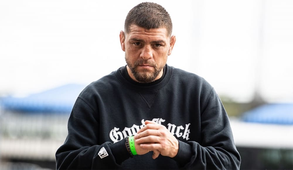 The head of the UFC announced the return of Nick Diaz to the octagon