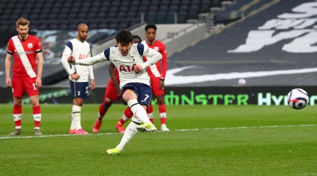 Tottenham Hotspur vs Southampton Highlights 21 April 2021