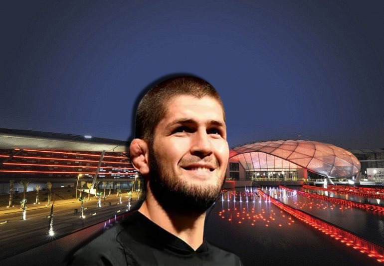 """Khabib Nurmagomedov builds a sports hall in Abu Dhabi: """"By the end of the year there will be a bomb» I Photo"""