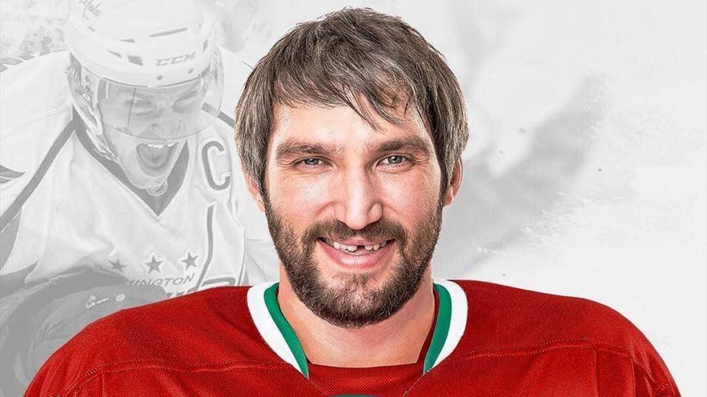 Alexander Ovechkin is finishing with hockey?